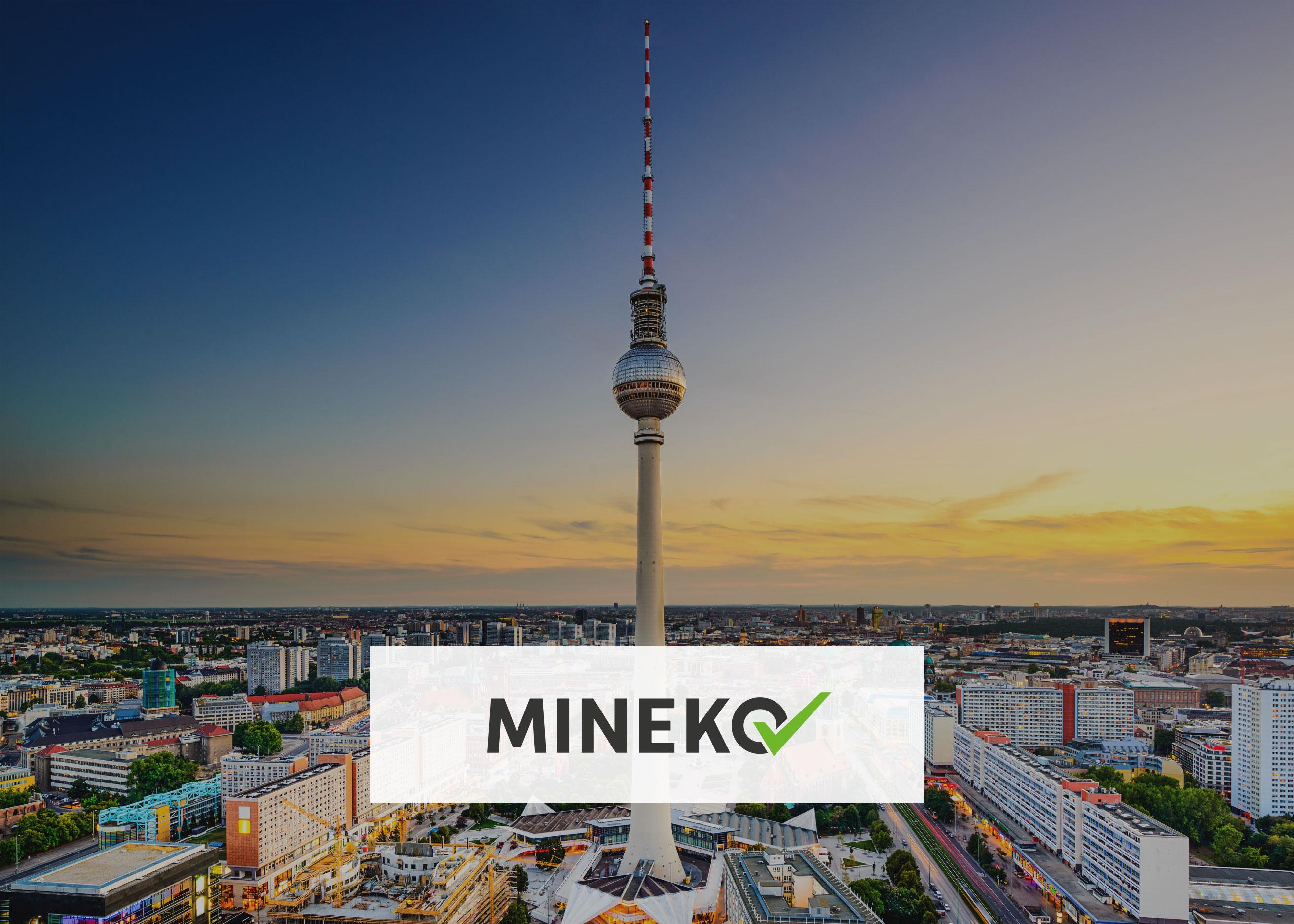 MINEKO - Startup mit Sitz in Berlin